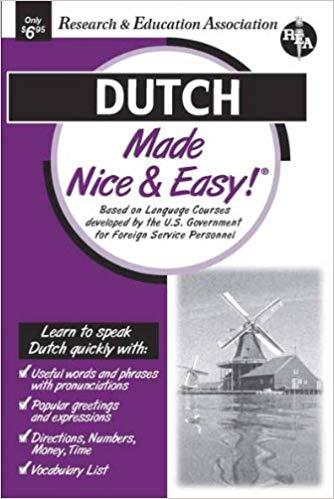 Dutch Made Nice & Easy