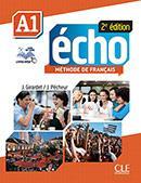 Echo - Niveau A1 - Livre de l'élève