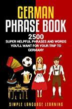 German Phrasebook: