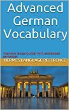 Advanced German Vocabulary: