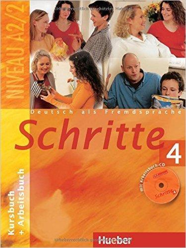 Schritte International: Kursbuch Und Arbeitsbuch 4