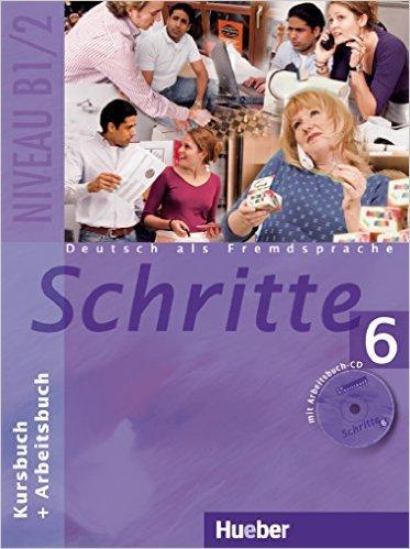 Schritte International: Kursbuch Und Arbeitsbuch 6