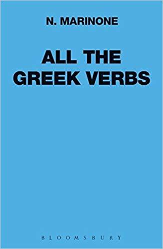 All the Greek Verbs