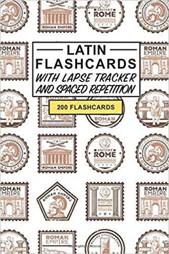 Latin Flashcards