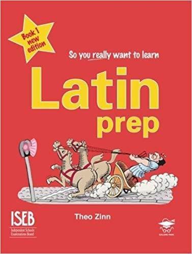 Latin Prep Book 1