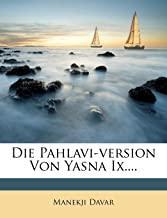 Die Pahlavi-version Von Yasna Ix