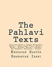 The Pahlavi Texts: Containing Andarz-i Adarbad Maraspandan