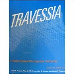 Travessia: A Video-Based Portuguese Textbook