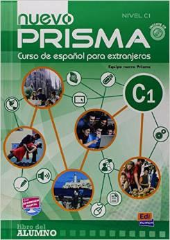 Nuevo Prisma C1 Student's Book Plus Eleteca (Spanish Edition)