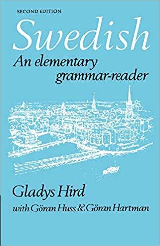Swedish Elementary Grammar