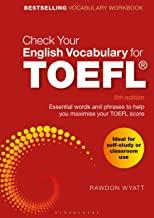 Check Your English Vocabulary for TOEFL: